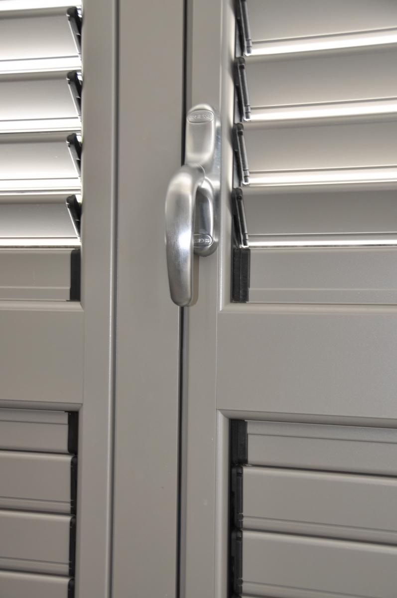 Colori Infissi In Alluminio infissi in alluminio gthermic 60 colore grigio – serramenti